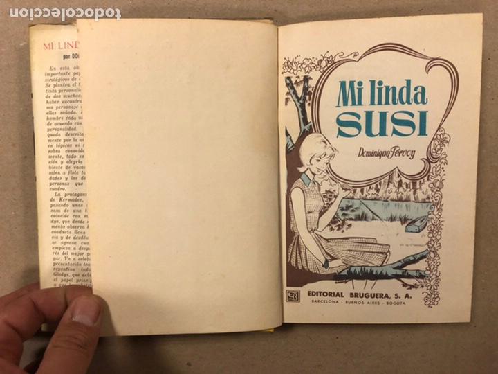 Tebeos: COLECCIÓN DALIA N° 5, 10, 13, 45 y 57. BRUGUERA 1959 - 1961 (1ª EDICIÓN). - Foto 23 - 216984320