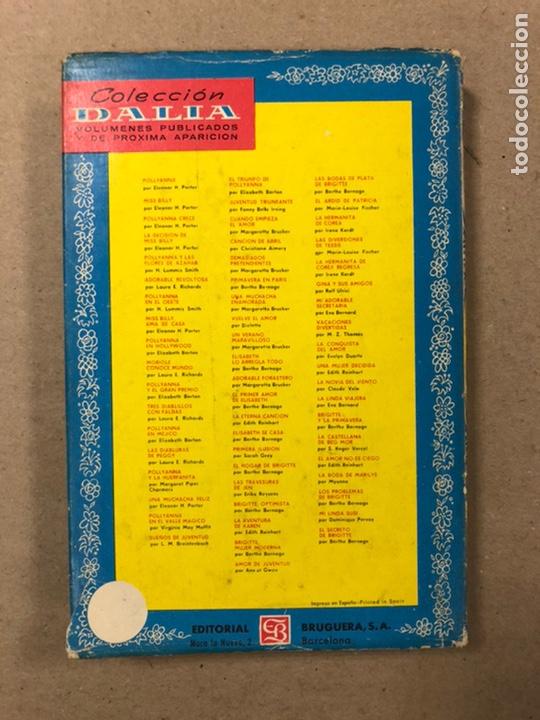 Tebeos: COLECCIÓN DALIA N° 5, 10, 13, 45 y 57. BRUGUERA 1959 - 1961 (1ª EDICIÓN). - Foto 25 - 216984320