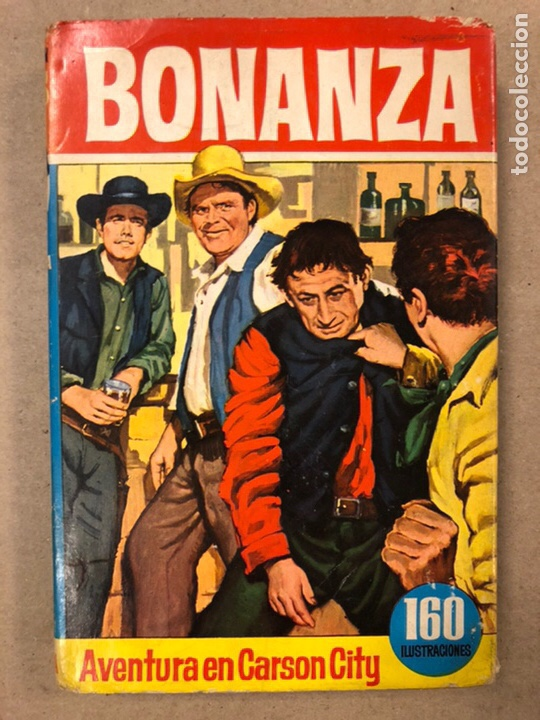 Tebeos: BONANZA. LOTE DE 4 NÚMEROS COLECCIÓN HÉROES EDITORIAL BRUGUERA. N° 16, 19, 24 y 42. - Foto 9 - 216991702