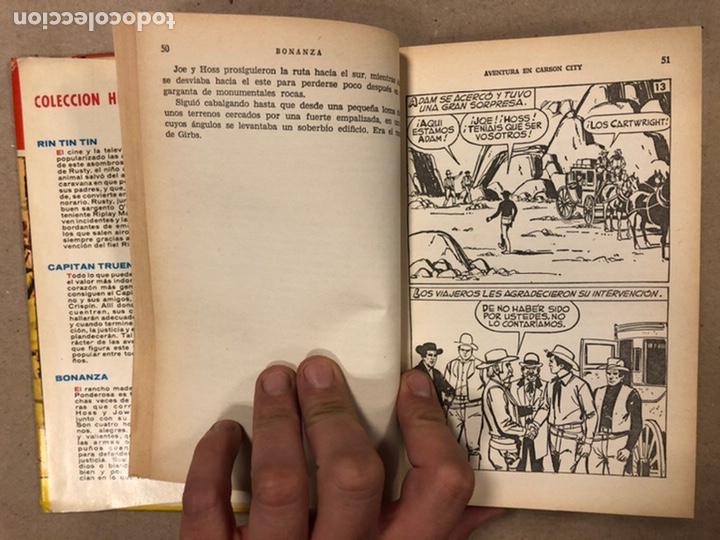 Tebeos: BONANZA. LOTE DE 4 NÚMEROS COLECCIÓN HÉROES EDITORIAL BRUGUERA. N° 16, 19, 24 y 42. - Foto 13 - 216991702