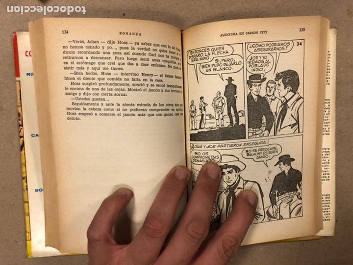 Tebeos: BONANZA. LOTE DE 4 NÚMEROS COLECCIÓN HÉROES EDITORIAL BRUGUERA. N° 16, 19, 24 y 42. - Foto 14 - 216991702
