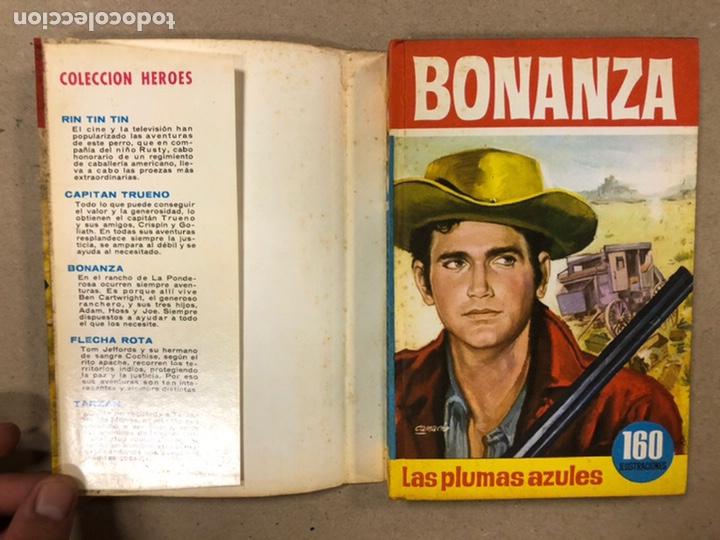 Tebeos: BONANZA. LOTE DE 4 NÚMEROS COLECCIÓN HÉROES EDITORIAL BRUGUERA. N° 16, 19, 24 y 42. - Foto 17 - 216991702
