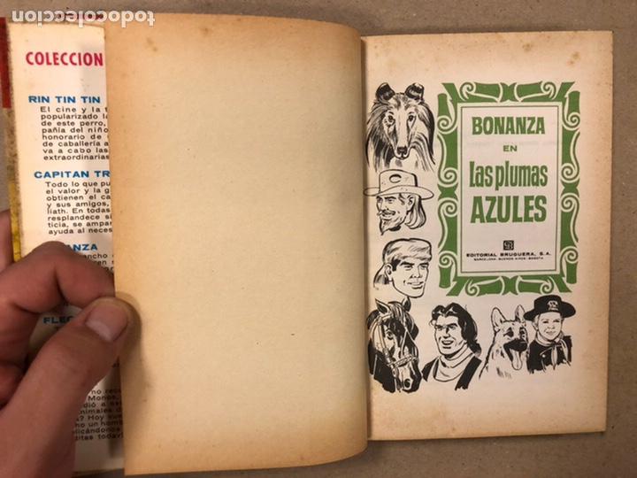 Tebeos: BONANZA. LOTE DE 4 NÚMEROS COLECCIÓN HÉROES EDITORIAL BRUGUERA. N° 16, 19, 24 y 42. - Foto 18 - 216991702