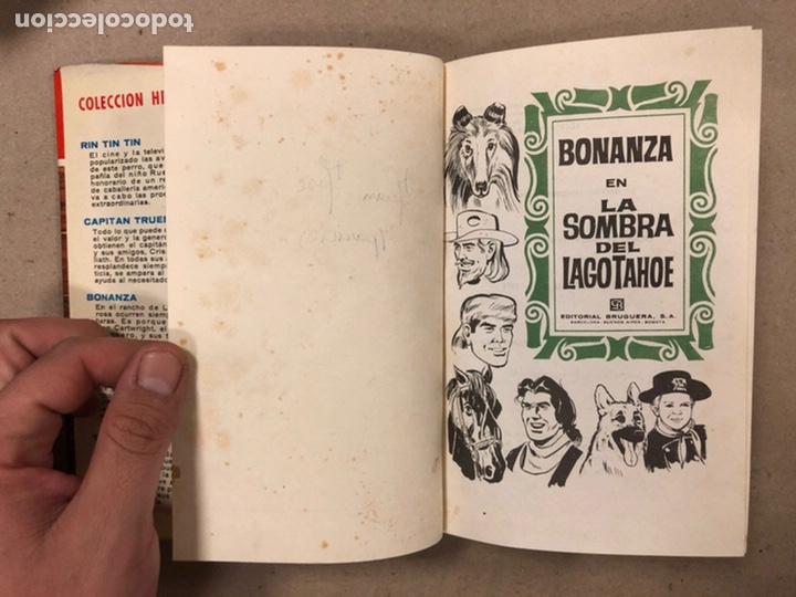 Tebeos: BONANZA. LOTE DE 4 NÚMEROS COLECCIÓN HÉROES EDITORIAL BRUGUERA. N° 16, 19, 24 y 42. - Foto 25 - 216991702