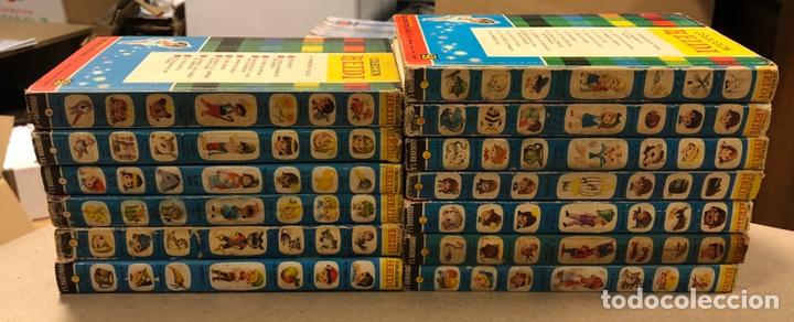 Tebeos: .LOTE 13 NÚMEROS COLECCIÓN HEIDI EDITORIAL BRUGUERA. N°1, 3, 5, 6, 7, 8, 9, 10, 16, 18, 19, 20 y 21. - Foto 2 - 216994035