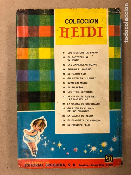 Tebeos: .LOTE 13 NÚMEROS COLECCIÓN HEIDI EDITORIAL BRUGUERA. N°1, 3, 5, 6, 7, 8, 9, 10, 16, 18, 19, 20 y 21. - Foto 20 - 216994035