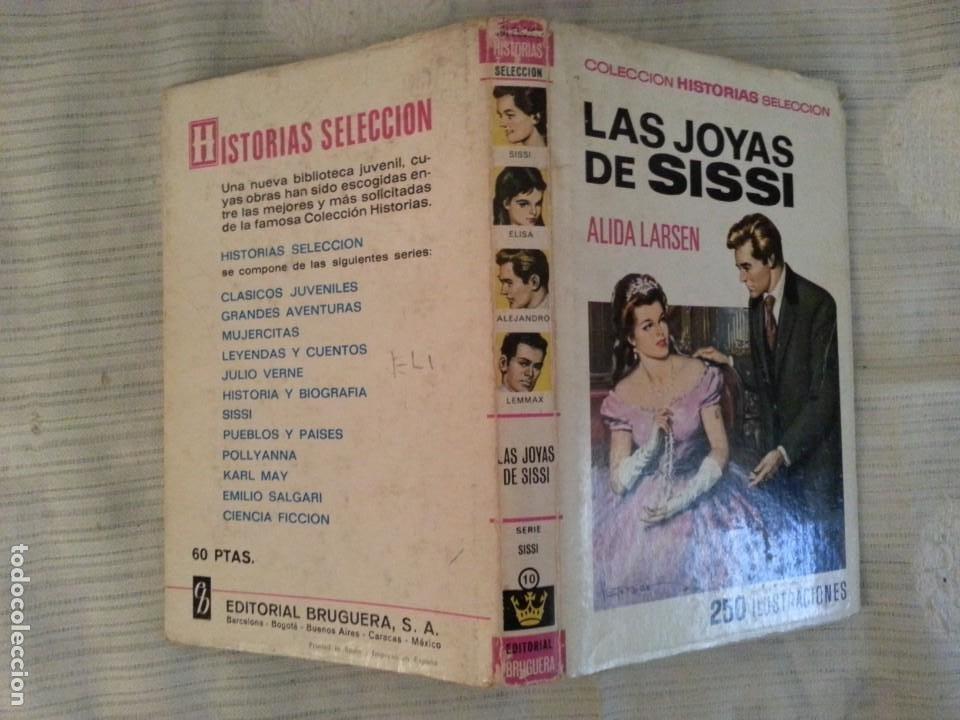 LAS JOYAS DE SISSI - ALIDA LARSEN - SISSI 10 (Tebeos y Comics - Bruguera - Historias Selección)