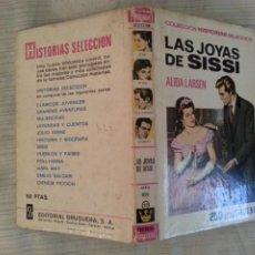 Tebeos: LAS JOYAS DE SISSI - ALIDA LARSEN - SISSI 10. Lote 217019820