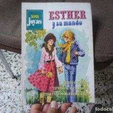 Tebeos: COMIC ESTHER Y SU MUNDO SUPER JOYAS AÑO 1983. Lote 217034985