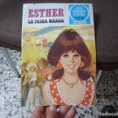 Tebeos: COMIC ESTHER,LA PRIMA MARGA JOYAS LITERARIAS JUVENILES SERIE AZUL AÑO 1981 Nº 23. Lote 217035277