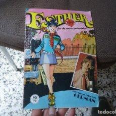 Tebeos: COMIC ESTHER TU REVISTA AÑO 1983 DIBUJOS DE PURITA CAMPOS Nº 41. Lote 217035533