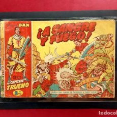 Livros de Banda Desenhada: EL CAPITÁN TRUENO Nº 1 ORIGINAL 1,50 PTS. BRUGUERA 1956. Lote 217119176