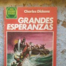 Tebeos: JOYAS LITERARIAS JUVENILES. GRANDES ESPERANZAS. CHARLES DICKENS. Nº 150.. Lote 217140172