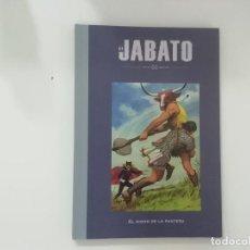 Tebeos: EL JABATO - EL SIGNO DE LA PANTERA - EDICIÓN 60 ANIVERSARIO - PLANETA DEAGOSTINI. Lote 217204552