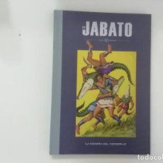 Tebeos: EL JABATO - LA SOMBRA DEL COCODRILO - EDICIÓN 60 ANIVERSARIO - PLANETA DEAGOSTINI. Lote 217204636