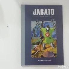 Tebeos: EL JABATO - EL CHACAL DEL MAR - EDICIÓN 60 ANIVERSARIO - PLANETA DEAGOSTINI. Lote 217205150