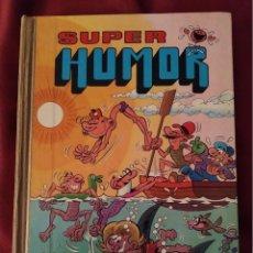Tebeos: SUPER HUMOR VOLUMEN I EDITORIAL BRUGUERA 2ª EDICIÓN 1977. Lote 217254296