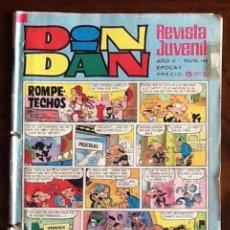 Tebeos: DIN DAN 1970 ENVIO INCLUIDO.. Lote 217261813
