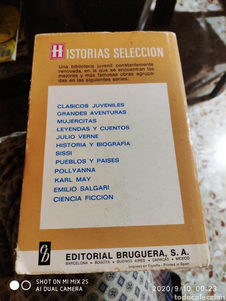 Tebeos: COLECCIÓN HISTORIAS SELECCIÓN N° 6: UN CAPITÁN DE QUINCE AÑOS (JULIO VERNE) (BRUGUERA) - Foto 3 - 217292005