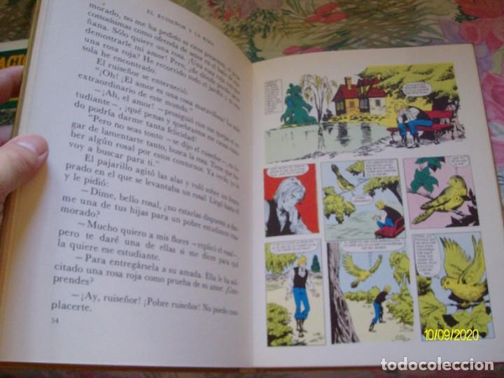 Tebeos: LA BELLA DURMIENTE DEL BOSQUE Y OTROS CUENTOS SERIE HEIDI COLOR Nº 1 BRUGUERA - Foto 3 - 217314801