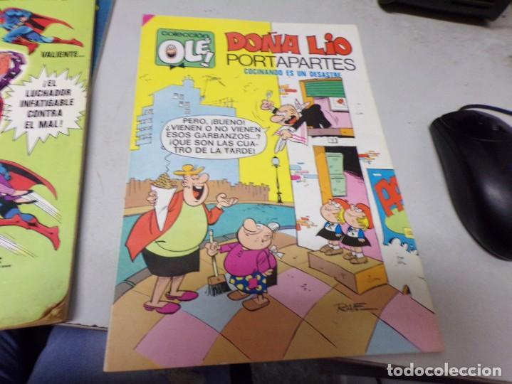 DOÑA LIO NUMERO 27 - COLECCION OLE (Tebeos y Comics - Bruguera - Ole)