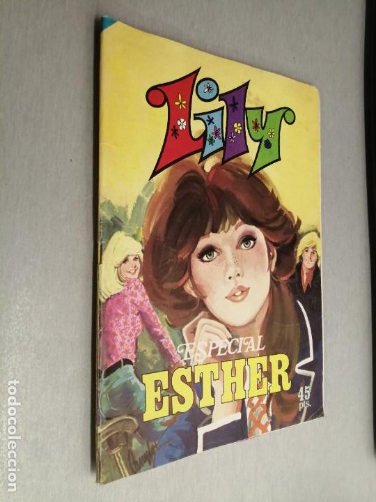 LILY ESPECIAL ESTHER Nº 1 / 45 PTAS. BRUGUERA (Tebeos y Comics - Bruguera - Lily)