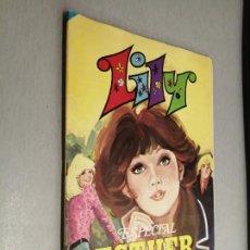 Tebeos: LILY ESPECIAL ESTHER Nº 1 / 45 PTAS. BRUGUERA. Lote 217465165