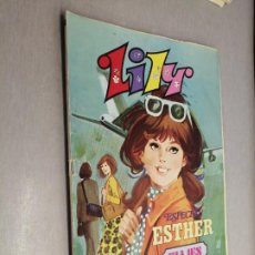 Tebeos: LILY ESPECIAL ESTHER Nº 4: VIAJES / 60 PTAS. BRUGUERA. Lote 217465761