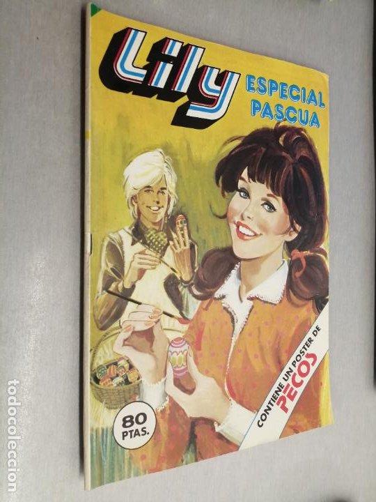 LILY ESPECIAL ESTHER Nº 17: ESPECIAL PASCUA / 80 PTAS. BRUGUERA (Tebeos y Comics - Bruguera - Lily)