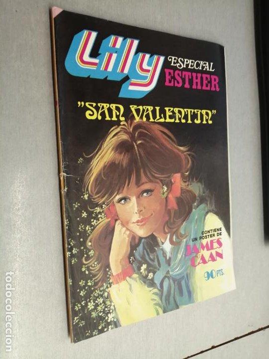 LILY ESPECIAL ESTHER Nº 21: SAN VALENTÍN/ 90 PTAS. BRUGUERA (Tebeos y Comics - Bruguera - Lily)