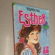 Tebeos: ESPECIAL ESTHER Nº 29: 12 CAMPANADAS / 120 PTAS. BRUGUERA. Lote 217466732