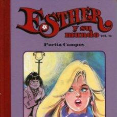 Livros de Banda Desenhada: ESTHER Y SU MUNDO VOL.36 TAPA DURA SALVAT (PURITA CAMPOS 2011). Lote 217504487