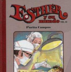 Tebeos: ESTHER Y SU MUNDO VOL.42 TAPA DURA SALVAT (PURITA CAMPOS 2011). Lote 235483010