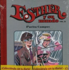 Livros de Banda Desenhada: ESTHER Y SU MUNDO VOL.31 TAPA DURA SALVAT (PURITA CAMPOS 2011). Lote 217505067