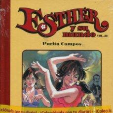Livros de Banda Desenhada: ESTHER Y SU MUNDO VOL.32 TAPA DURA SALVAT (PURITA CAMPOS 2011). Lote 217505100