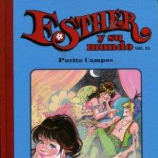 Livros de Banda Desenhada: ESTHER Y SU MUNDO VOL.35 TAPA DURA SALVAT (PURITA CAMPOS 2011). Lote 217505180