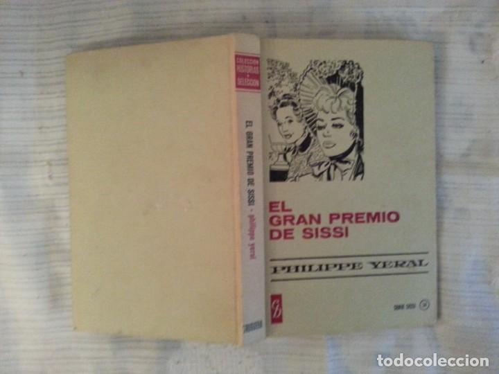 EL GRAN PREMIO DE SISSI (Tebeos y Comics - Bruguera - Historias Selección)