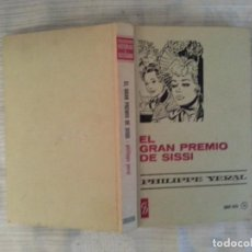 Tebeos: EL GRAN PREMIO DE SISSI. Lote 217553976