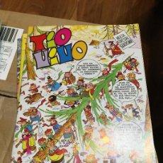 Livros de Banda Desenhada: TÍO VIVO - ALMANAQUE PARA 1973 - BRUGUERA. Lote 217756952