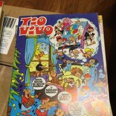 Livros de Banda Desenhada: TÍO VIVO - ALMANAQUE PARA 1972 - BRUGUERA. Lote 217757023