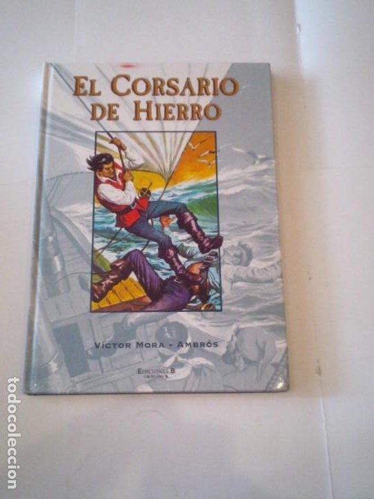 EL CORSARIO DE HIERRO - TOMO Nº 2 - EDICIONES B - AÑO 2005 - NUEVO - GORBAUD (Tebeos y Comics - Bruguera - Corsario de Hierro)