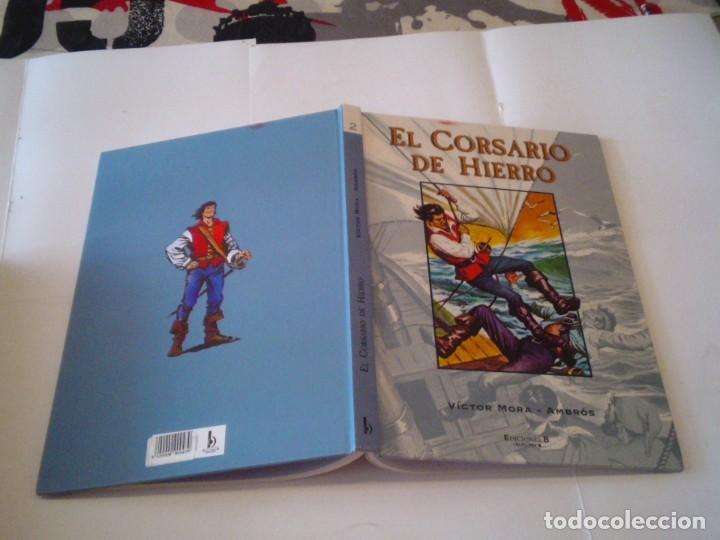 Tebeos: EL CORSARIO DE HIERRO - TOMO Nº 2 - EDICIONES B - AÑO 2005 - NUEVO - GORBAUD - Foto 2 - 217774081