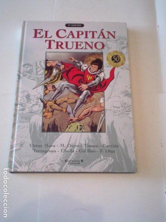 EL CAPITAN TRUENO - TOMO Nº 7 - EDICIONES B - - NUEVO - GORBAUD (Tebeos y Comics - Bruguera - Corsario de Hierro)