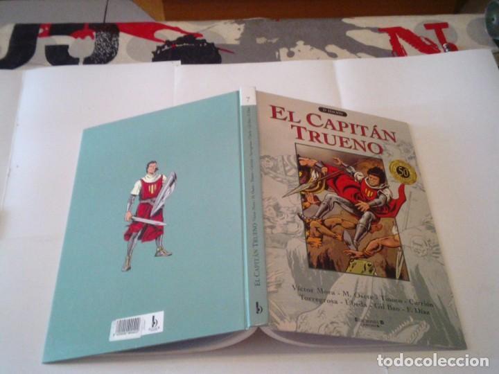 Tebeos: EL CAPITAN TRUENO - TOMO Nº 7 - EDICIONES B - - NUEVO - GORBAUD - Foto 2 - 217776065