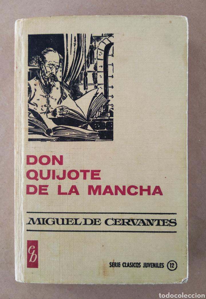 DON QUIJOTE DE LA MANCHA (BRUGUERA, 1975). COLECCIÓN HISTORIAS SELECCIÓN/SERIE CLÁSICOS JUVENILES. (Tebeos y Comics - Bruguera - Historias Selección)