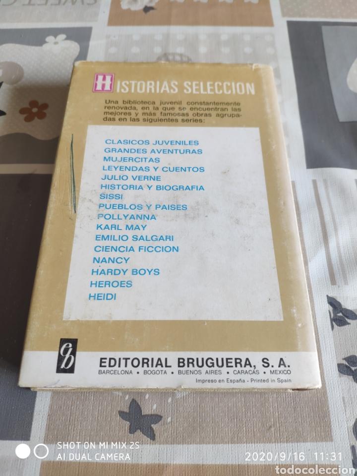 Tebeos: COLECCIÓN HISTORIAS SELECCIÓN N° 32: EL ÚLTIMO MOHICANO (FENIMORE COOPER) (BRUGUERA) - Foto 3 - 217888541