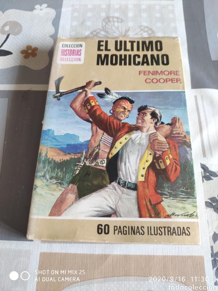 COLECCIÓN HISTORIAS SELECCIÓN N° 32: EL ÚLTIMO MOHICANO (FENIMORE COOPER) (BRUGUERA) (Tebeos y Comics - Bruguera - Historias Selección)