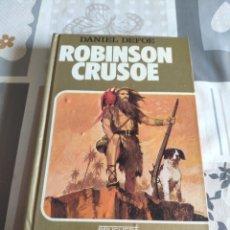 Tebeos: COLECCIÓN HISTORIAS SELECCIÓN N° 3: ROBINSON CRUSOE (DANIEL DEFOE) (BRUGUERA). Lote 217888925