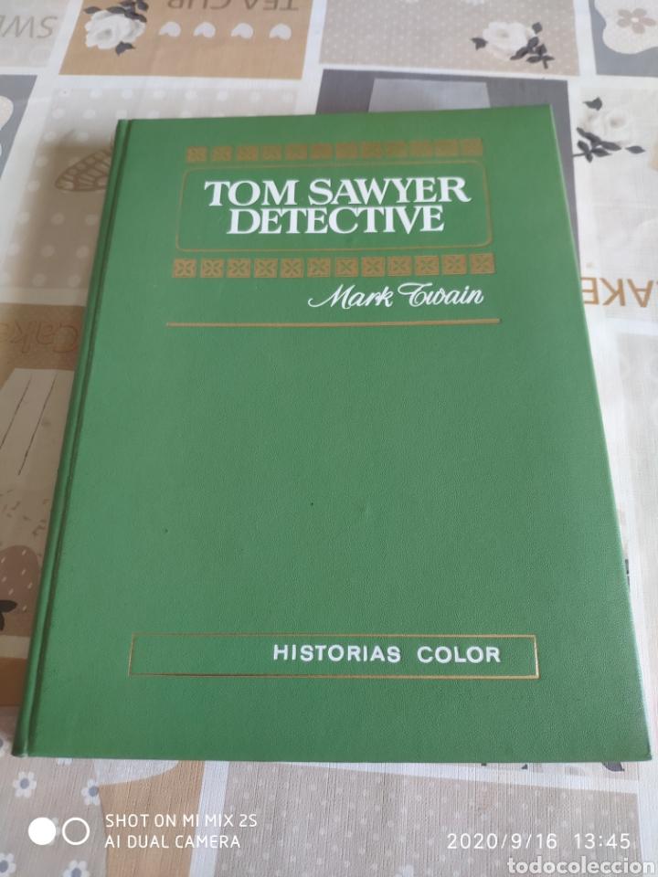 COLECCIÓN HISTORIAS COLOR S. CLASICOS JUVENILES N° 3: TOM SAWYER DETECTIVE (MARK TWAIN) (BRUGUERA) (Tebeos y Comics - Bruguera - Historias Selección)
