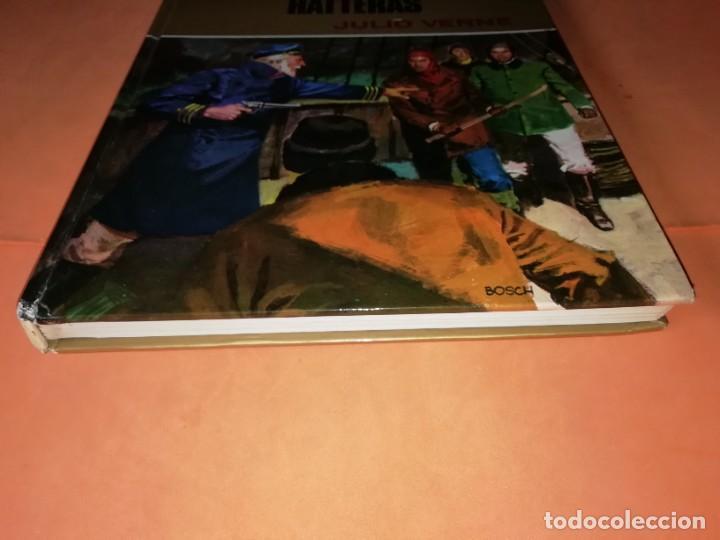 Tebeos: AVENTURAS DEL CAPITAN HATTERAS. COLECCION HISTORIAS COLOR. Nº 11. 2ª EDICION 1978 - Foto 7 - 218017420